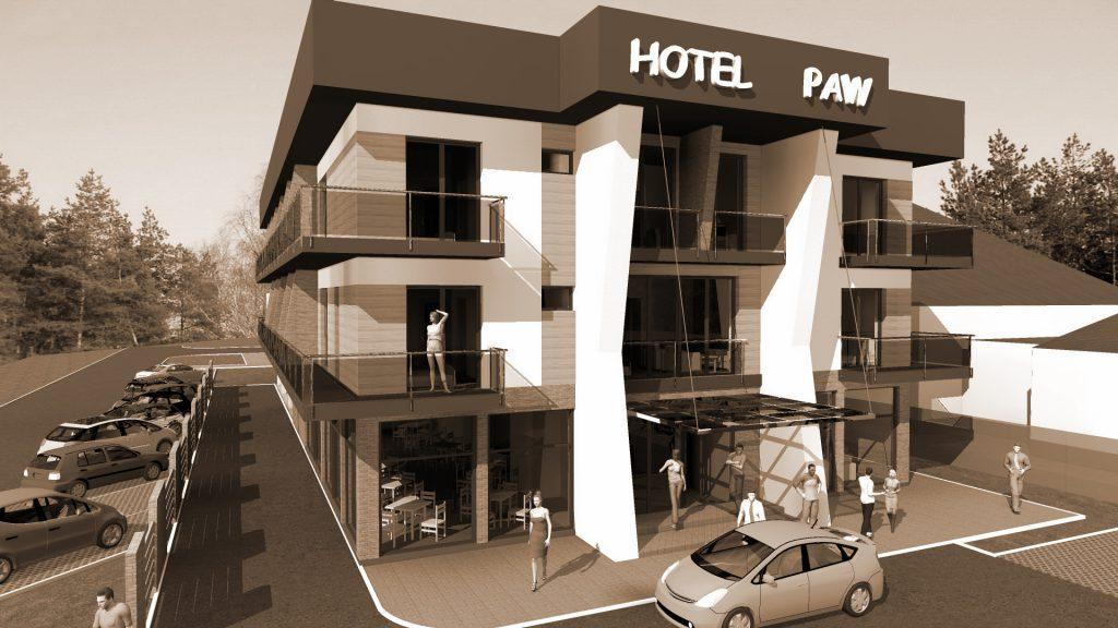 Hotel Paw w Bełchatowie