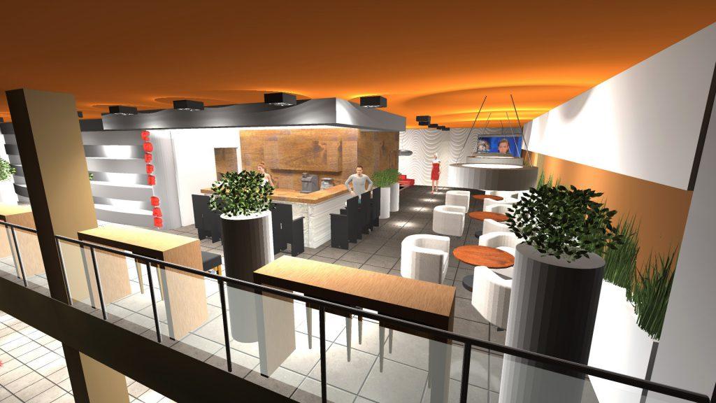 Restauracja hala EXPO Łódź