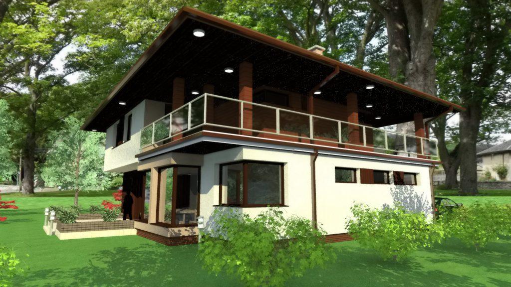 Dom jednorodzinny LUX 3