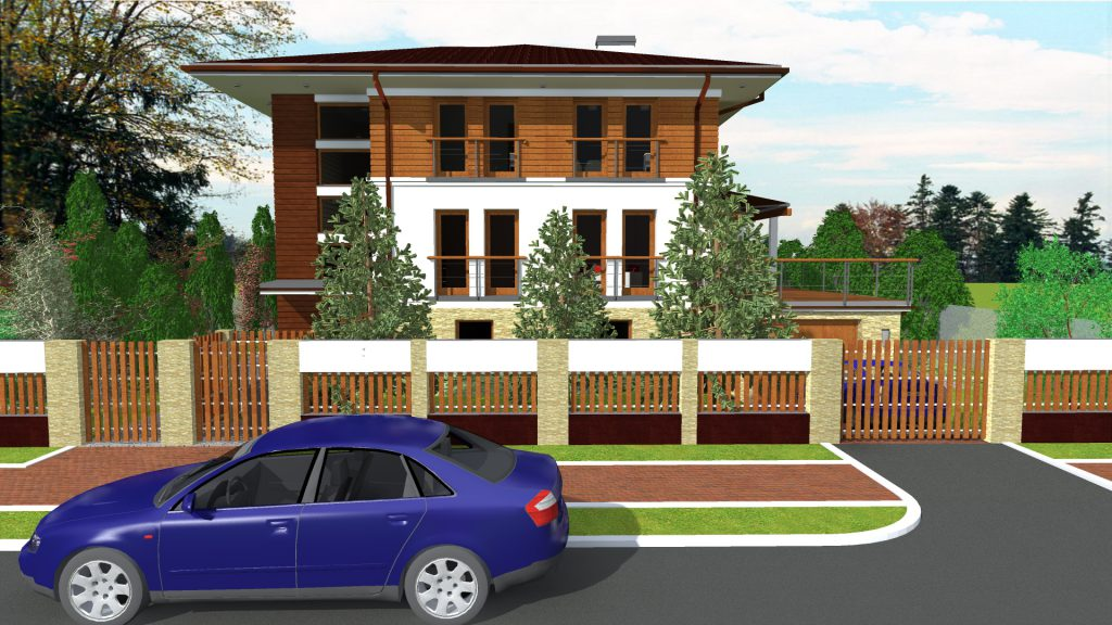 Przebudowa domu w Ksawerowie
